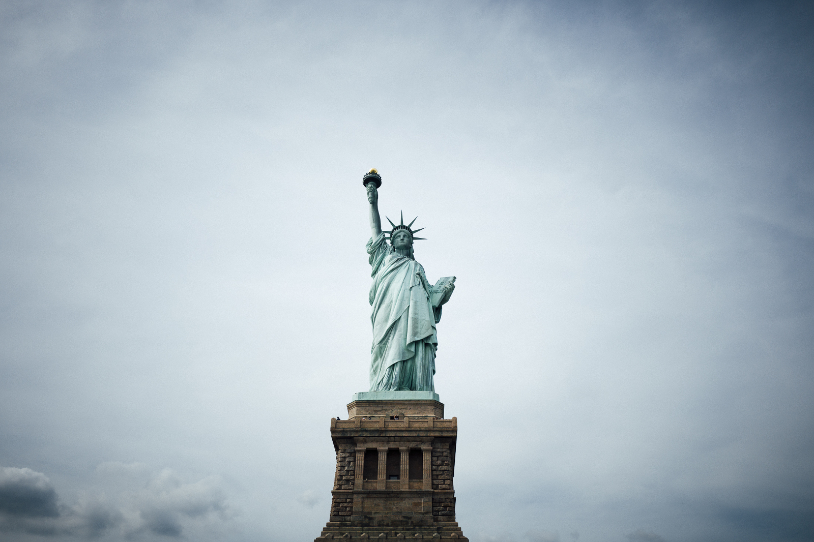 dominik neesen photographie new york Statue of Liberty